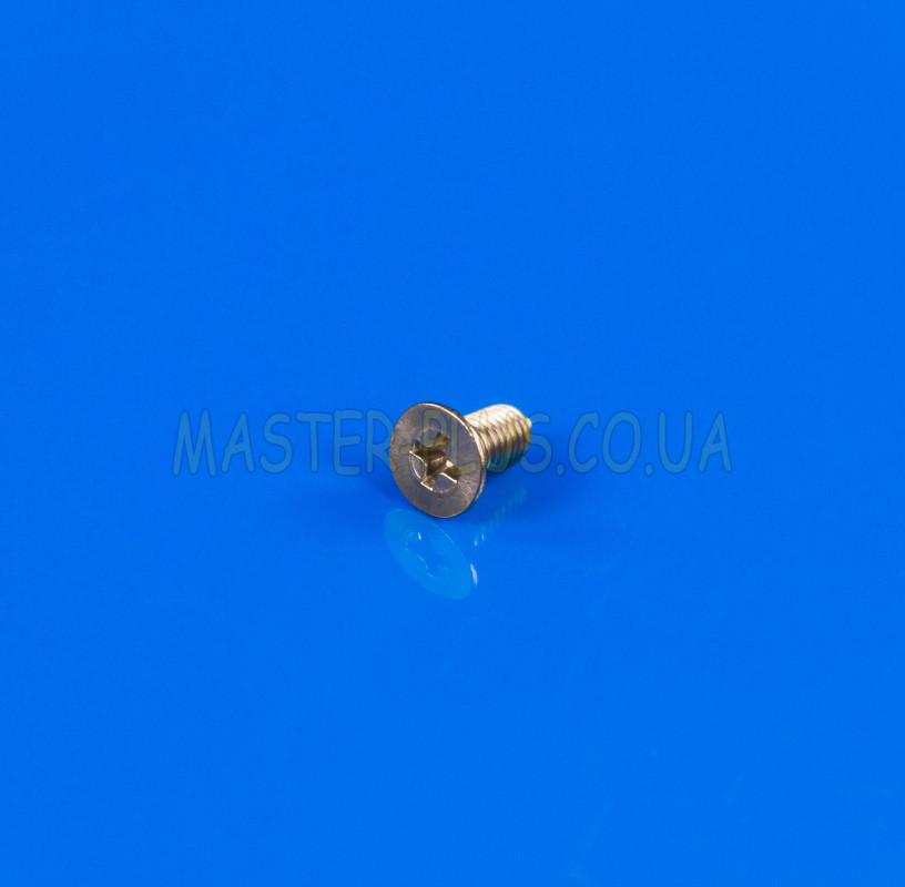 Винт впотай М5х10мм из нержавеющей стали DIN 965
