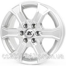 Колесный диск RC Design RC-31 18x8 ET38
