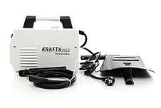 Инверторный сварочный аппарат MMA 250A 230V IGBT KD1841 Инвертор, фото 3