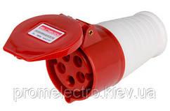 Силовая розетка переносная e.socket.pro.5.32, 5п., 380В, 32А