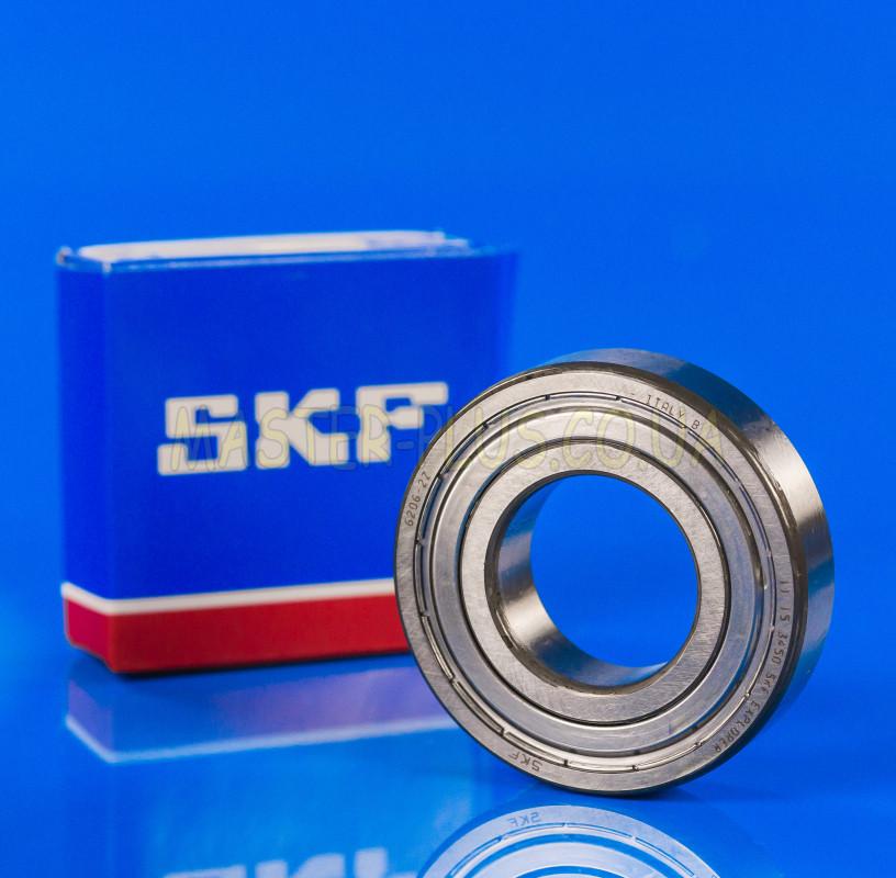 Фирменный подшипник SKF 206 zz