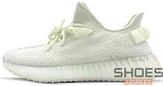 "Мужские кроссовки Adidas Yeezy Boost 350 V2 ""Ice Yellow"""