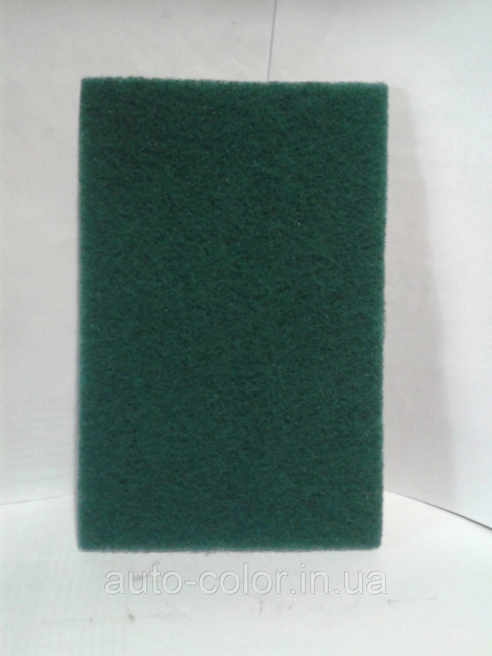 Абразивне волокно зелене в аркушах (скотч-брайт)