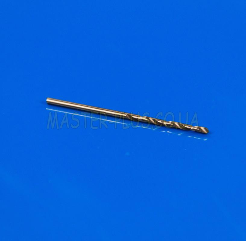 Сверло по металлу полированное 2,0мм HSS Sigma 1010201