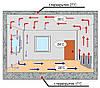 Конвектор электрический Atlantic F17 Design CMG BL - meca 500W, фото 3