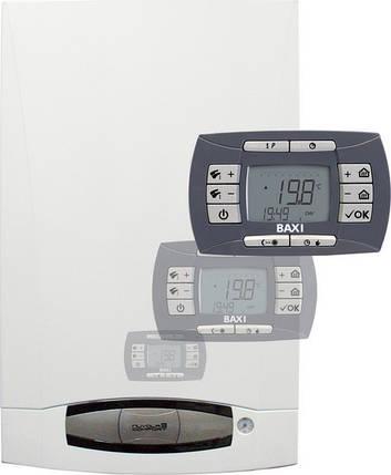 Котёл газовый BAXI NUVOLA-3 Comfort 280 Fi, фото 2