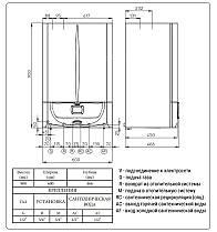 Котёл газовый Immergas Zeus Superior 28 kW, фото 3