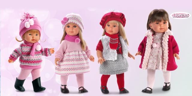 Іспанські ляльки LLORENS