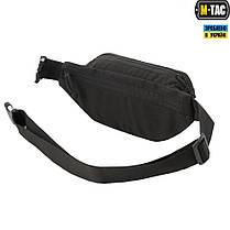 M-Tac сумка Tactical Waist Bag Gen.II Elite Black, фото 3