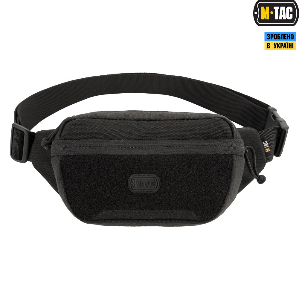 M-Tac сумка Tactical Waist Bag Gen.II Elite Black