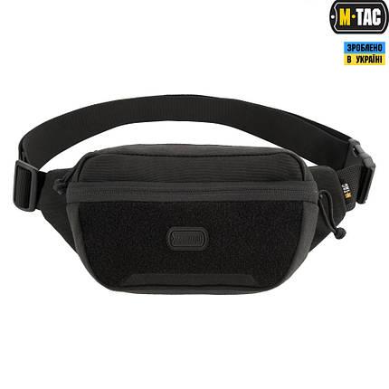 M-Tac сумка Tactical Waist Bag Gen.II Elite Black, фото 2