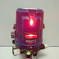 Лазерный нивелир, уровень AGATEC MC3 Multicross Line Laser