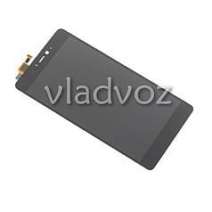 Дисплей модуль экран с сенсором для замены на Xiaomi Mi4c LCD черный