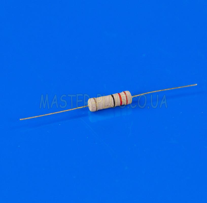 Резистор 2 Вт 22 Ом (+/-5%)