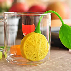"""Ситечко для заваривания чая """"Лимон"""" , фото 3"""