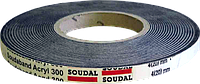 Стрічка ПСУС 15мм 4/20 8м SOUDABAND Acr.T80