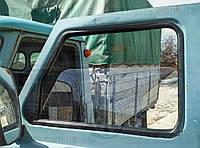 Стекла передних дверей УАЗ 452 Буханка сплошные с электростеклоподъемником к-т.