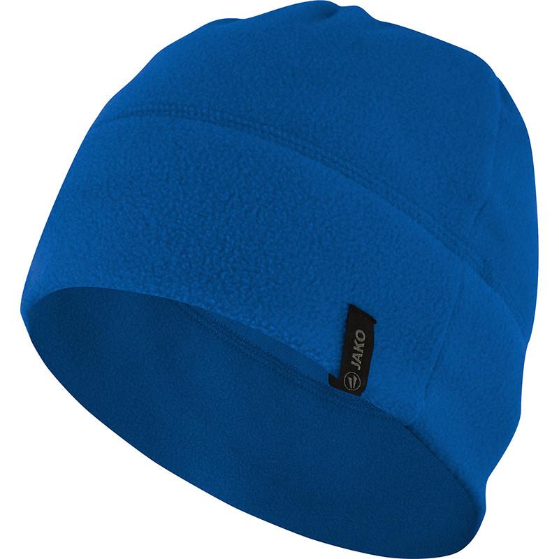 Флисовая шапка JAKO (синяя)