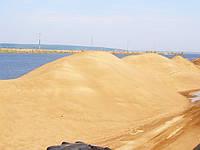 Песок речной доставка по Днепру и области