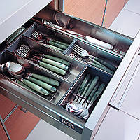 Ящик Modernbox L 350 С высокий серый, фото 1