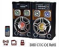 Активная акустика UF-801A-DT /80W(USB/FM/Bluetooth/Радио)