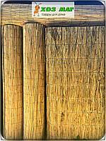 Камышовый забор, (забор из камыша) 1,2 х 6 м, фото 1