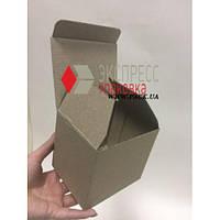 Коробка картонная 114 х 95 х 100 мм, самосборная