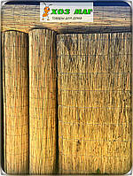 Камышовый забор, (забор из камыша) 1,4 х 6 м