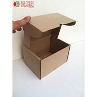 Коробка картонная 170 * 120 * 100 мм, самосборная