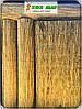 Камышовый забор, (забор из камыша) 1,6 х 6 м