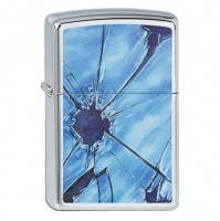 Зажигалка Zippo - Broken Glass (250.325) ( EDP50083 )