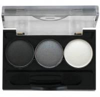 Ninelle - Трехцветные тени для век Smoky Eyes компактные № 21 - 2.4 ml (арт. 17761) ( EDP51562 )