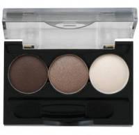 Ninelle - Трехцветные тени для век Smoky Eyes компактные № 22 - 2.4 ml (арт. 17762) ( EDP51563 )