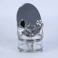 Charme De Femme - Шкатулка с зеркалом Зеркальная бабочка (арт. 300-MB) ( EDP52152 )