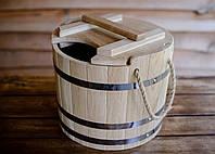 Запарник для веников дубовый 15 литров hotdeal