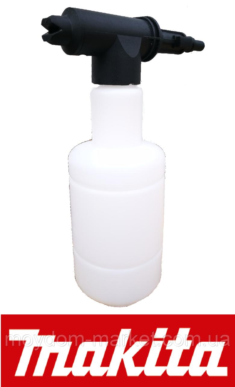 Пінна насадка з баком для миючих засобів для Makita HW102/101/111 (40800)