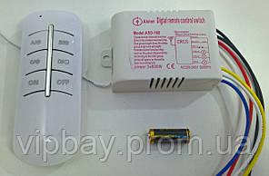 Блок управления для люстры YR-ABCD-пульт
