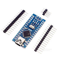 Аrduino Nano 3.0 ATMEGA328P с встроенным micro-USB портом