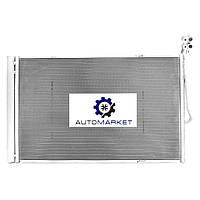 Радиатор кондиционера 10- Volkswagen Touareg 2010-2018