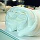Плед на кушетку и для клиента 06*100 белый, фото 2