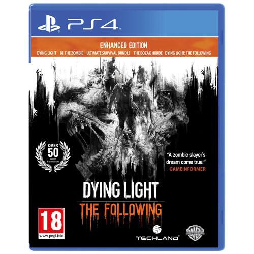 Игра PS4 Dying Light: The Following для PlayStation 4