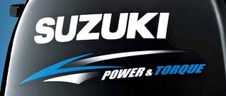 2-тактные моторы SUZUKI