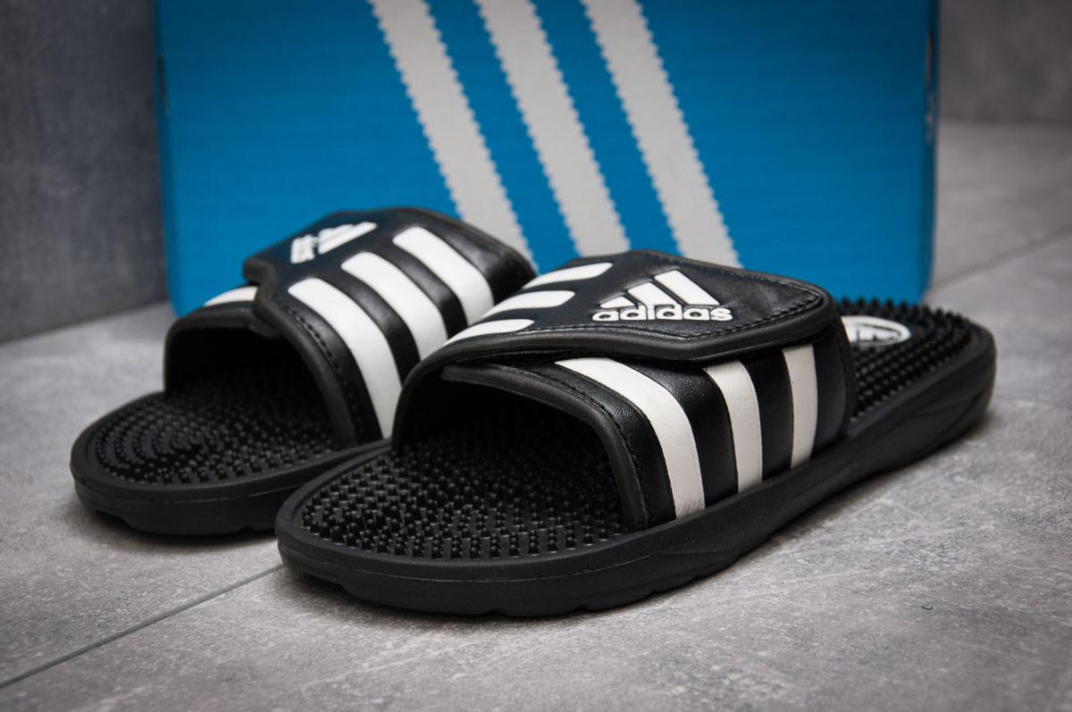 Шлепанцы мужские Adidas FlipFlops, черные (13641) размеры в наличии ►(нет на складе)