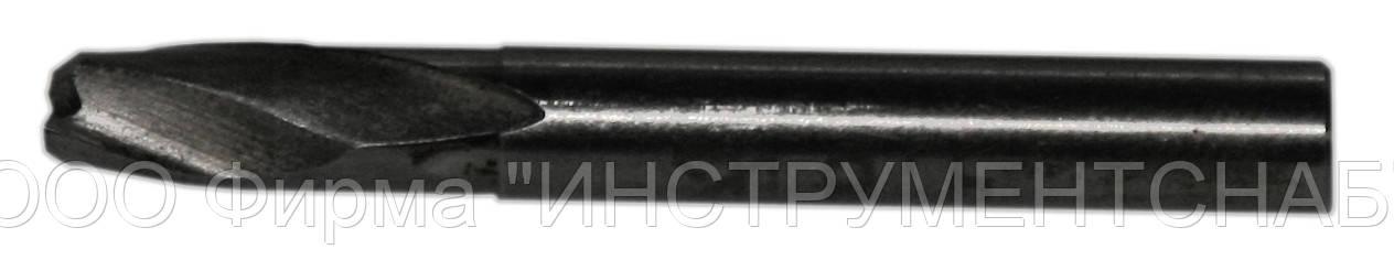 Фреза шпоночная 4,8 мм, ц/х, Р6М5 (40/12 мм)