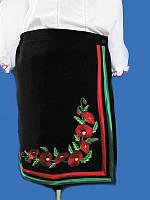 Юбочка Маки (Женские и мужские вышиванки)