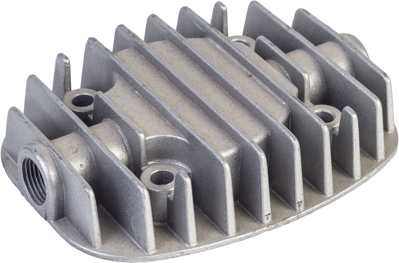 Головка цилиндра (однопоршневого) компрессора (47*60мм)