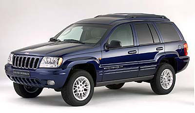 Cherokee (WJ/G) (1999-2003)