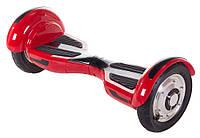 Гироборд Smart Balance U8 HoverBot 10 дюймов LED Red-black (красный с черным), фото 1