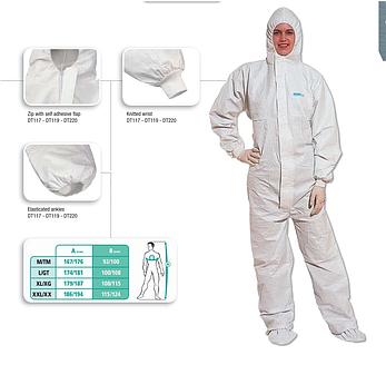 Костюм защитный (малярный) Venitex Deltatek 5000, фото 2