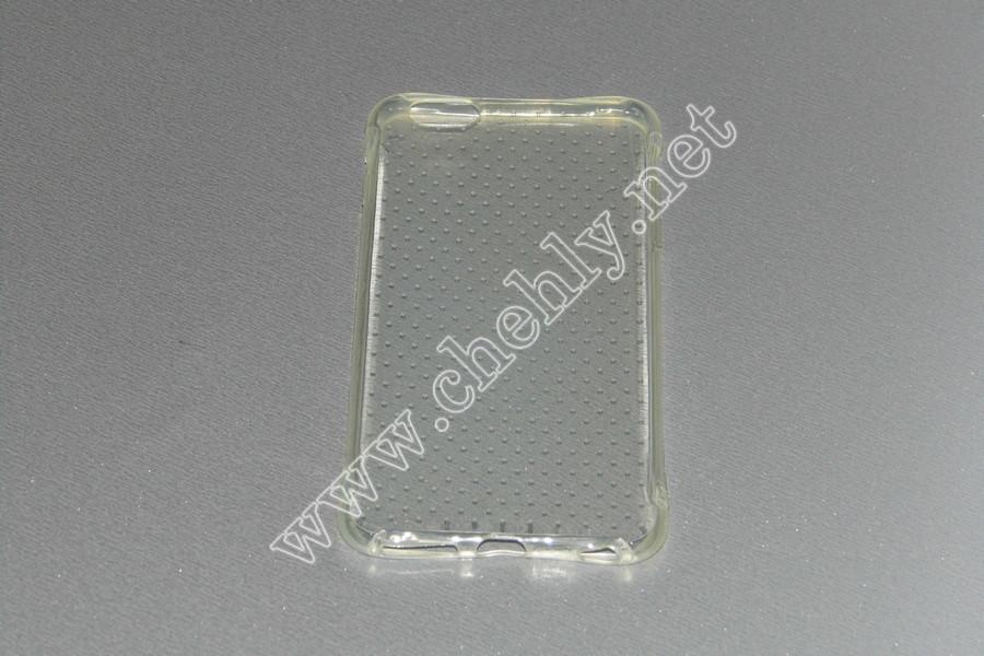 Силиконовый чехол в крапинку iPhone 6 Plus 4